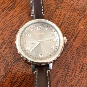 Fossil AM4304. Bridgette Grey Dial Ladies Watch
